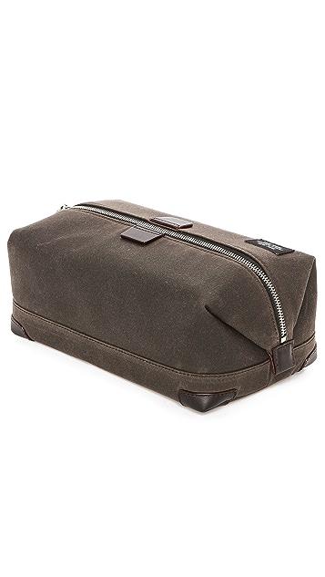 Jack Spade Canvas Travel Kit