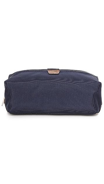 Jack Spade Luggage Nylon Travel Case
