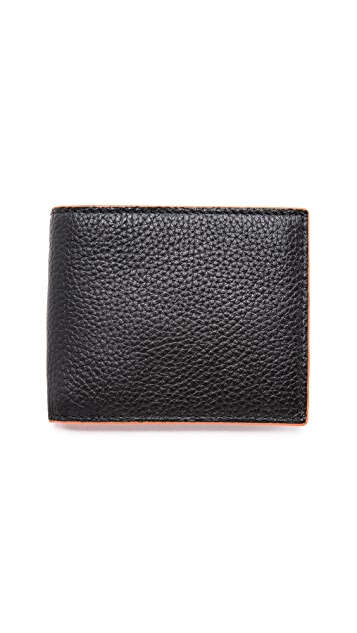 Jack Spade Mason Leather Bill Holder