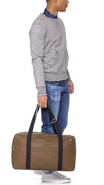 Jack Spade Milemark Twill Overhead Bag
