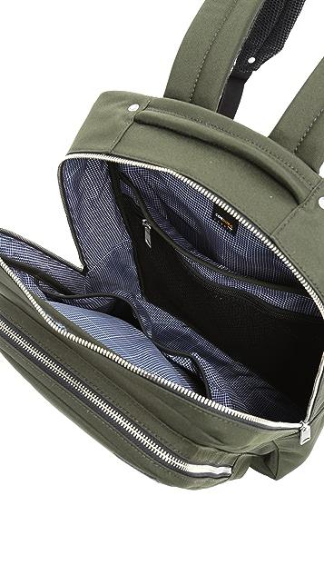 Jack Spade Commuter Nylon Cargo Backpack