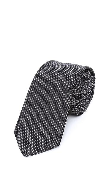 Jack Spade Grenadine Solid Tie