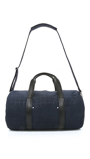 Jack Spade Quilted Nylon Duffel