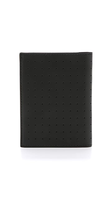 Jack Spade 610 Leather Passport Case