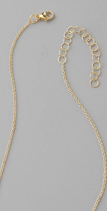 Jacquie Aiche Message In A Bottle Necklace
