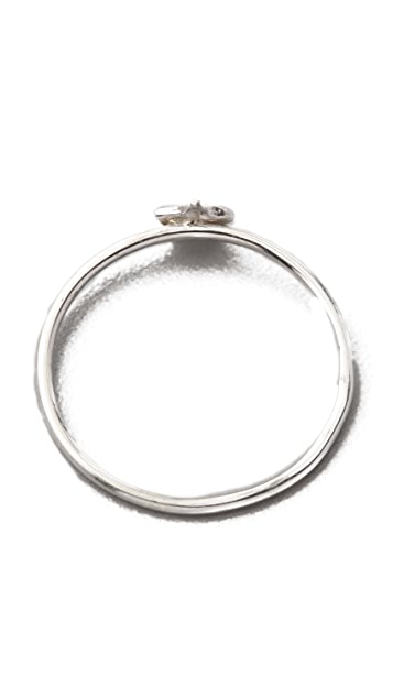 Jacquie Aiche JA Diamond Mini Star Waif Ring