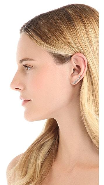 Jacquie Aiche JA Assorted Bezels Ear Cuff