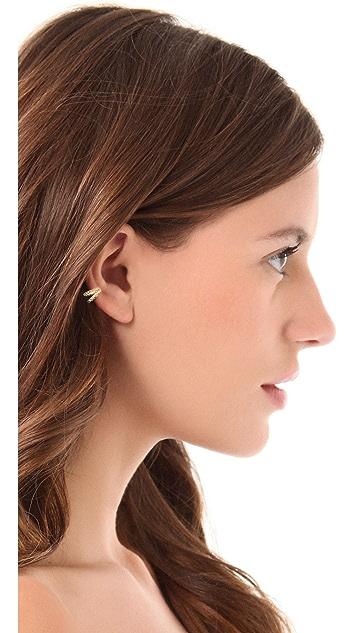 Jacquie Aiche JA Double Ear Cuff
