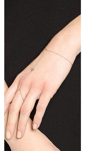 Jacquie Aiche Diamond Cluster Hand Piece