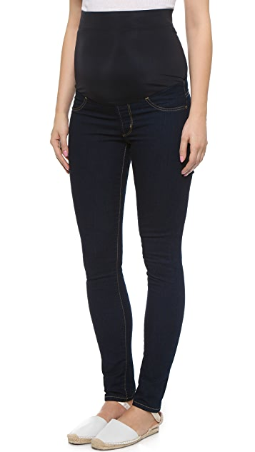 James Jeans Twiggy Maternity Skinny Jeans - China Doll