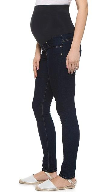 James Jeans Джинсы-скинни для беременных Twiggy