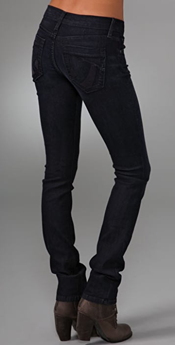 James Jeans Tom 5 Pocket Straight Leg Jeans
