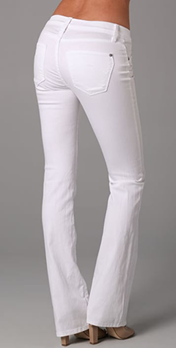 James Jeans Reboot Skinny Boot Cut Jeans
