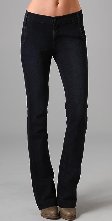 James Jeans Reboot Skinny Boot Cut Jeans