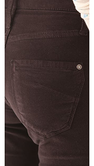 James Jeans Twiggy High Class Corduroy Pants