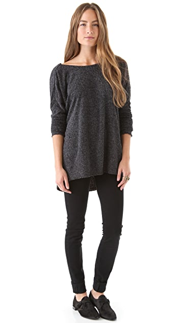 James Jeans Kara Cowl Back Sweater