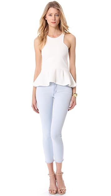 James Jeans Twiggy Crop Legging Jeans