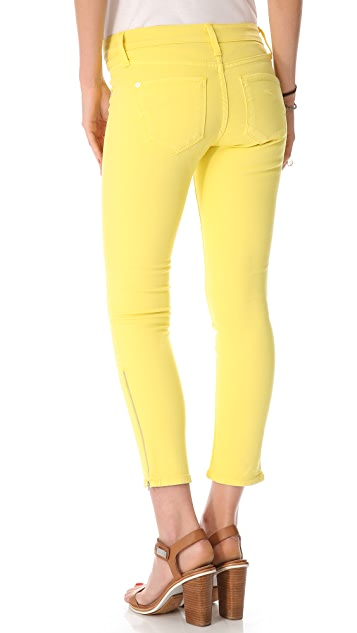 James Jeans Wonder Cropped Jeans