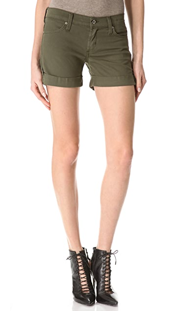 James Jeans Vicky Cuffed Safari Shorts