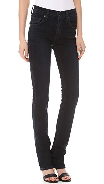 James Jeans Hunter High Rise Straight Leg Jeans