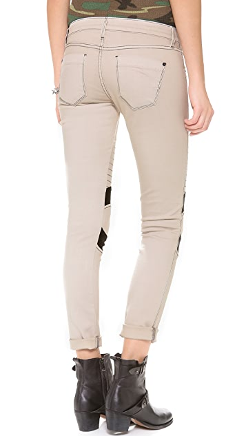 James Jeans Moto Combo Legging Jeans
