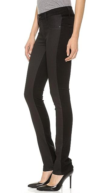 James Jeans Hunter Flip Side Straight Leg Jeans