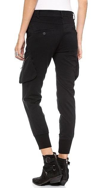 James Jeans Универсальные брюки карго с напуском