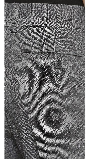 James Jeans Брюки с манжетами