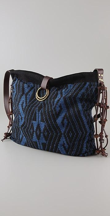 JADEtribe Nicole Messenger Bag