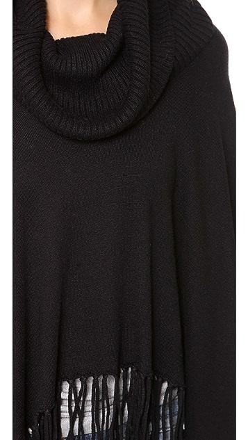Jamison Tristan Poncho Sweater