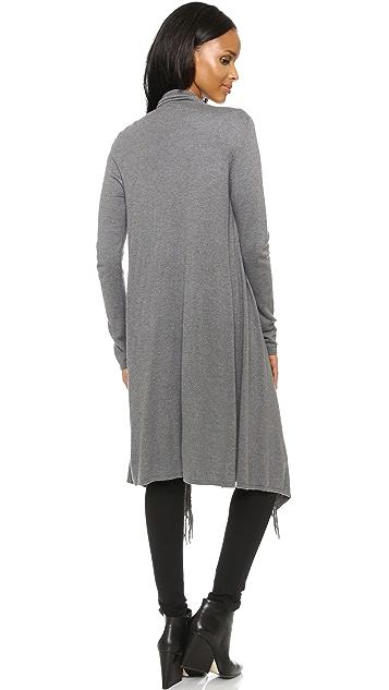 Jamison Fringe Cardigan Sweater