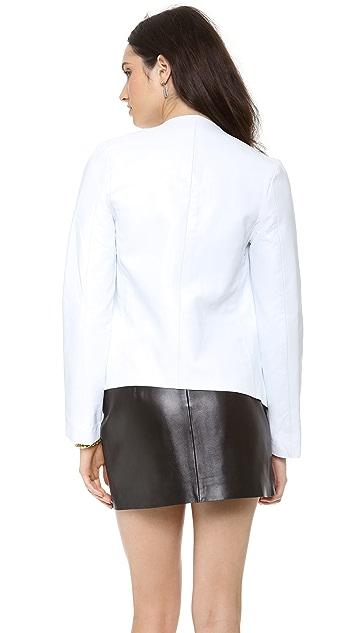 J.W. Anderson Leather Jacket