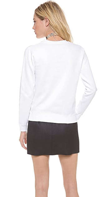 J.W. Anderson Logo Sweater Top