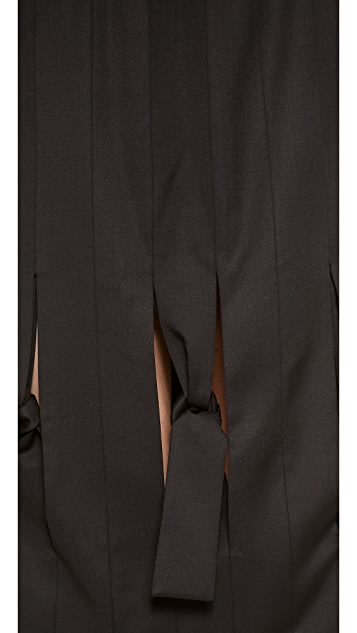 J.W. Anderson Multi Knot Skirt