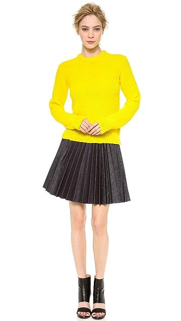 J.W. Anderson Slip Stitch Sweater