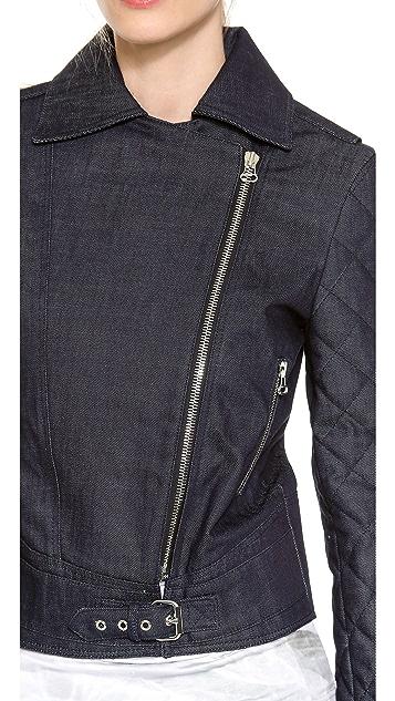 J.W. Anderson Asymmetric Biker Jacket