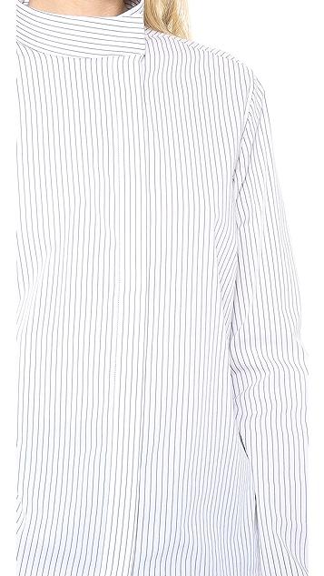 J.W. Anderson Wrap Shirt