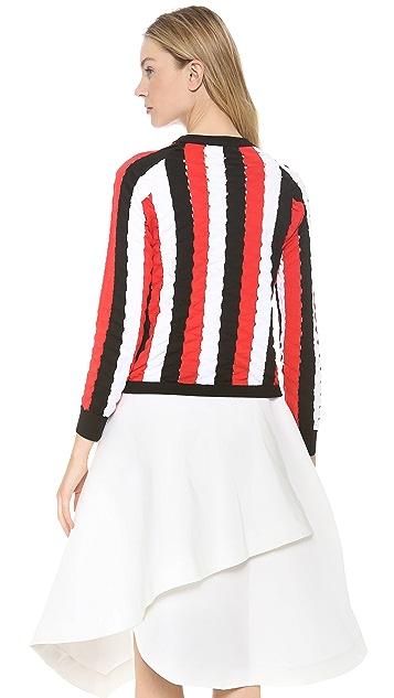 J.W. Anderson Wave Raglan Sweater