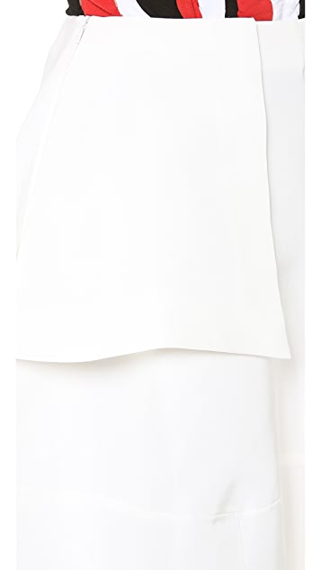 J.W. Anderson Origami Skirt