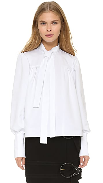 J.W. Anderson Blouse with Tie Neck
