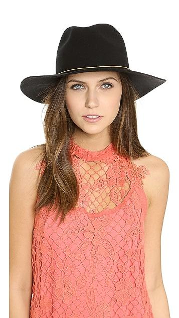 Janessa Leone James Hat