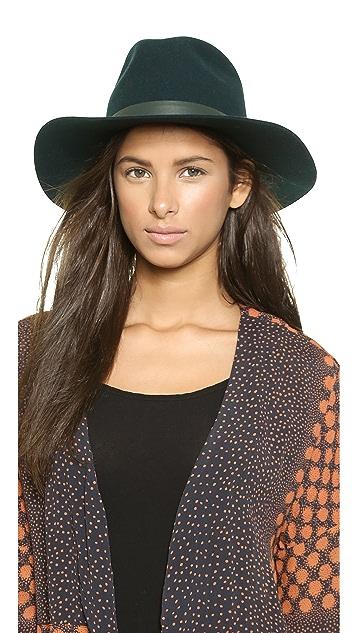 Janessa Leone Charles Hat