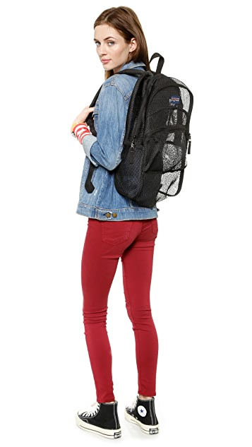 fe0e16bb694 Mesh Backpack