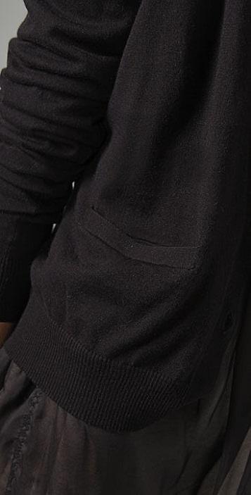 Jarbo Silk Lined Cardigan