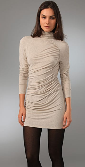 Jarbo Ruched Mini Dress