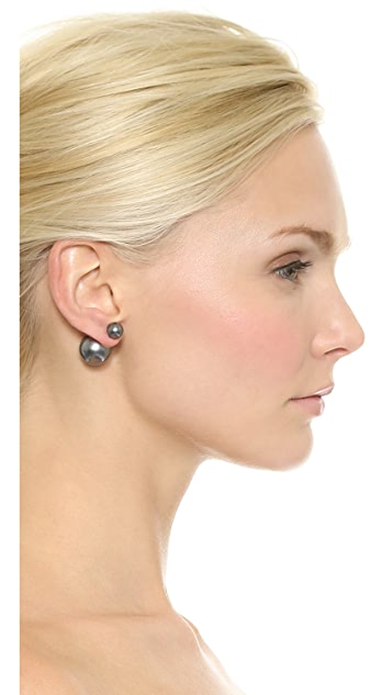 Jarin K Double Side Earrings