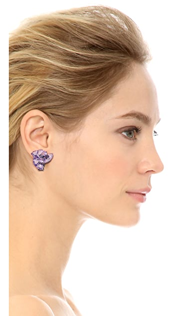 Jarin K Trillion Swirl Earrings