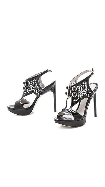 Jason Wu Veruschka Platform Sandals