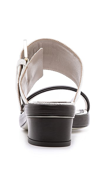 Jason Wu Slip On Sandals
