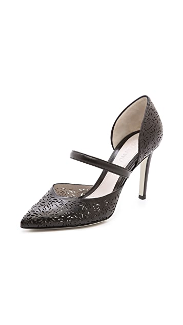 Jason Wu Laser Cut Pumps